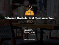 Informe sector hosteleria y restauracion en franquicia 2015