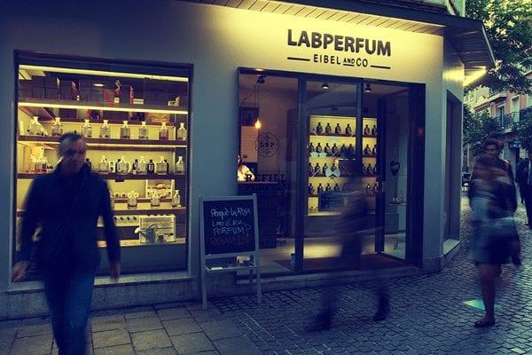 Tienda Labperfum, franquicia de perfumes