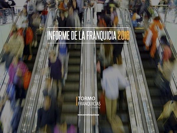 informe2016 - INFORME DE LA FRANQUICIA 2016
