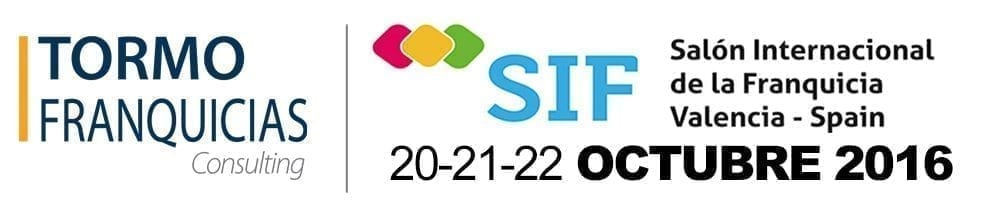 tormo Franquicias Consulting en el Salón Internacional de Franquicias (SIF)