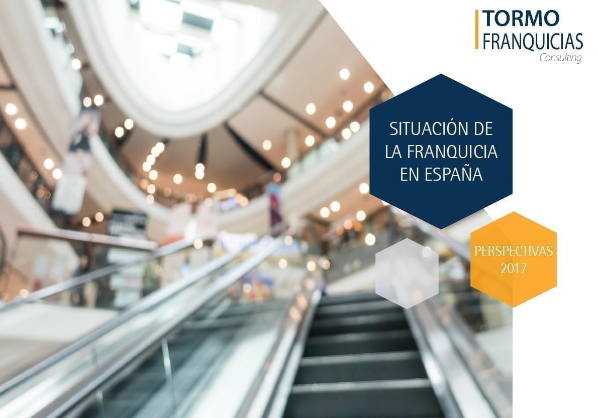 Blog informe - Perspectivas generales de la franquicia en España 2017