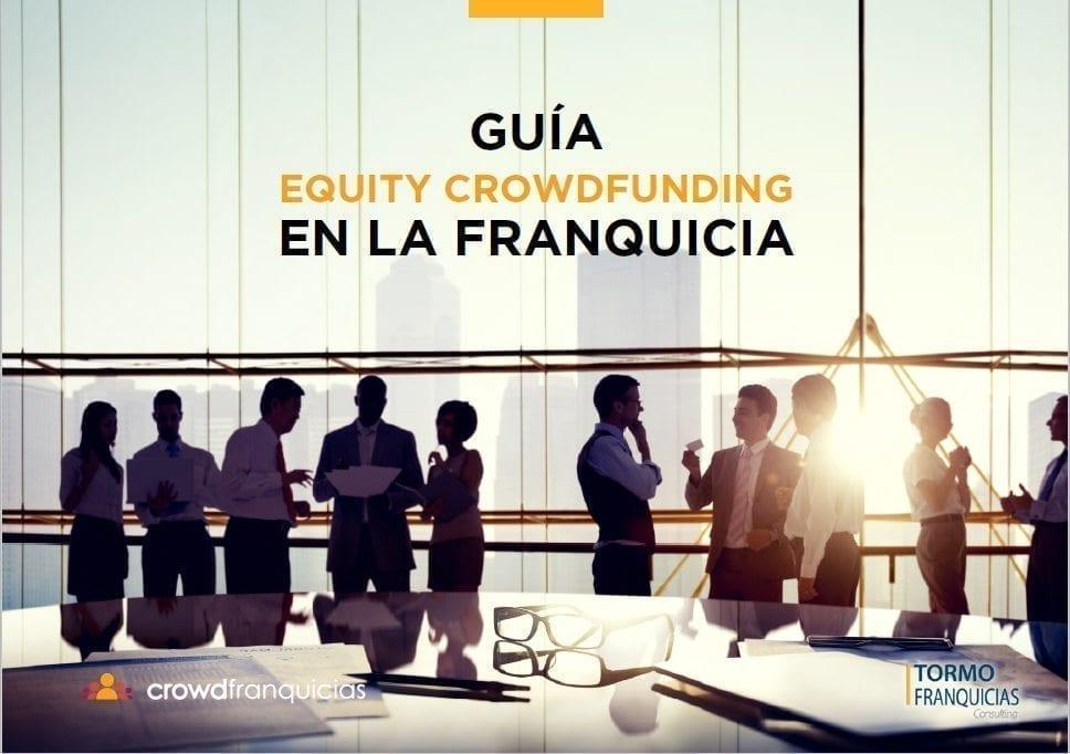 guía equity crowdfunding en la franquicia