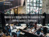 hostelería y restauración 2019
