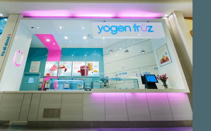 Franquicia de éxito Yogen Früz - Tormo Franquicias, Consultoría en franquicias